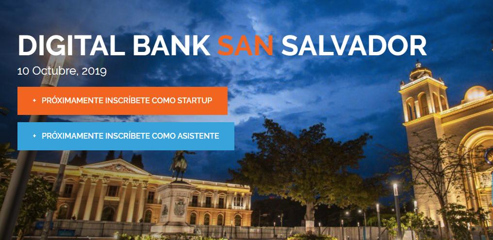 Digital Bank San Salvador